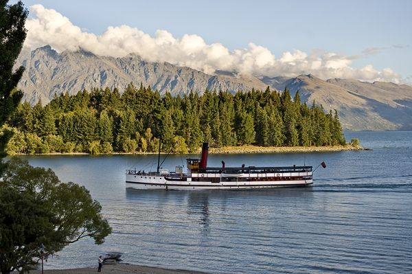 Queenstown in Otago