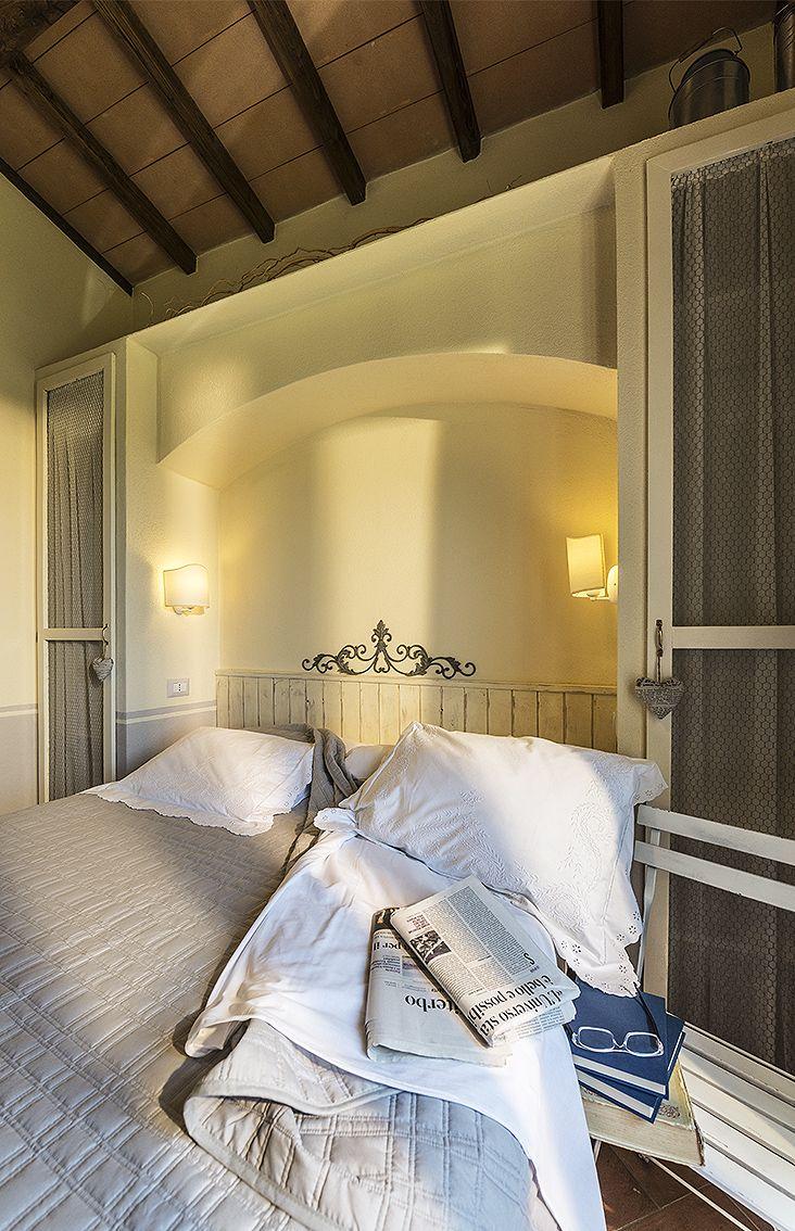 Il Ginepro bedroom