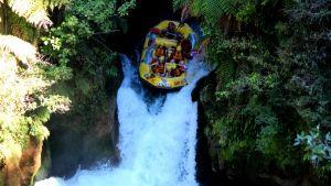 Okere Falls #Rafting #Rotorua