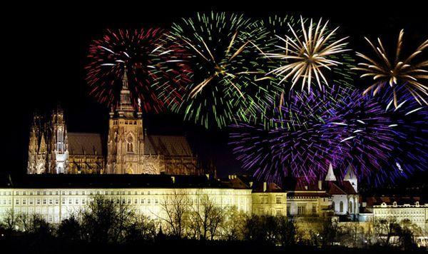Prag - Silvester