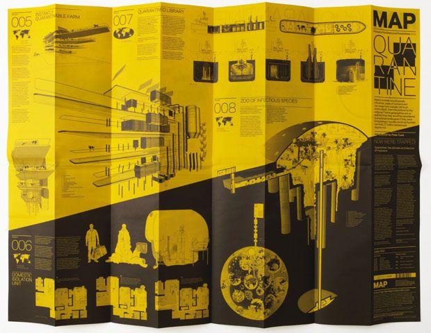 Visual Storytelling: New Language for the Information Age | Brain Pickings David Garcia Studio: MAP 002 Quanrantine