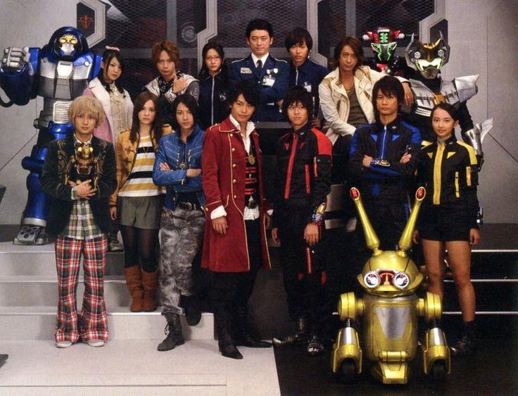 tokumei sentai go-busters cast