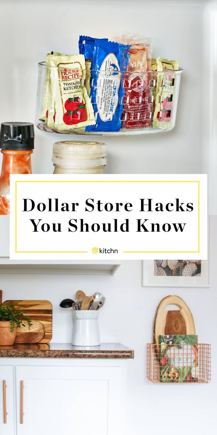 6 Dollar-Store Hacks You'll Wish You Knew About Earlier