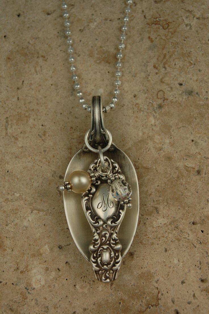 Best 25 Silver Spoon Jewelry Ideas On Pinterest Spoon
