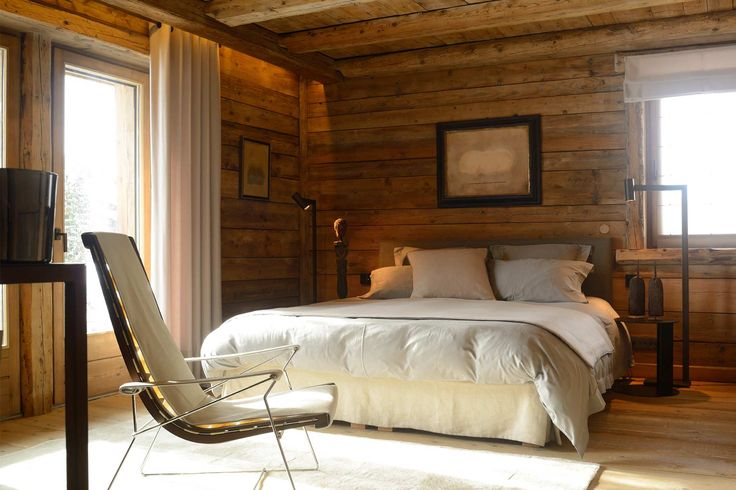17 beste idee n over interieur chalet op pinterest deco for Interieur bois chalet