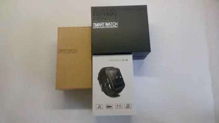 Новинка 2015 года Smartwatch Uwatch U11 / Анонс / Умные часы с sim картой