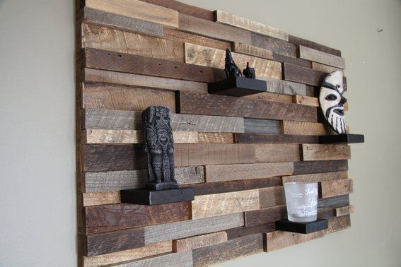 Wall Decoration Made Of Wood : Best images about modern kitchen ideas on