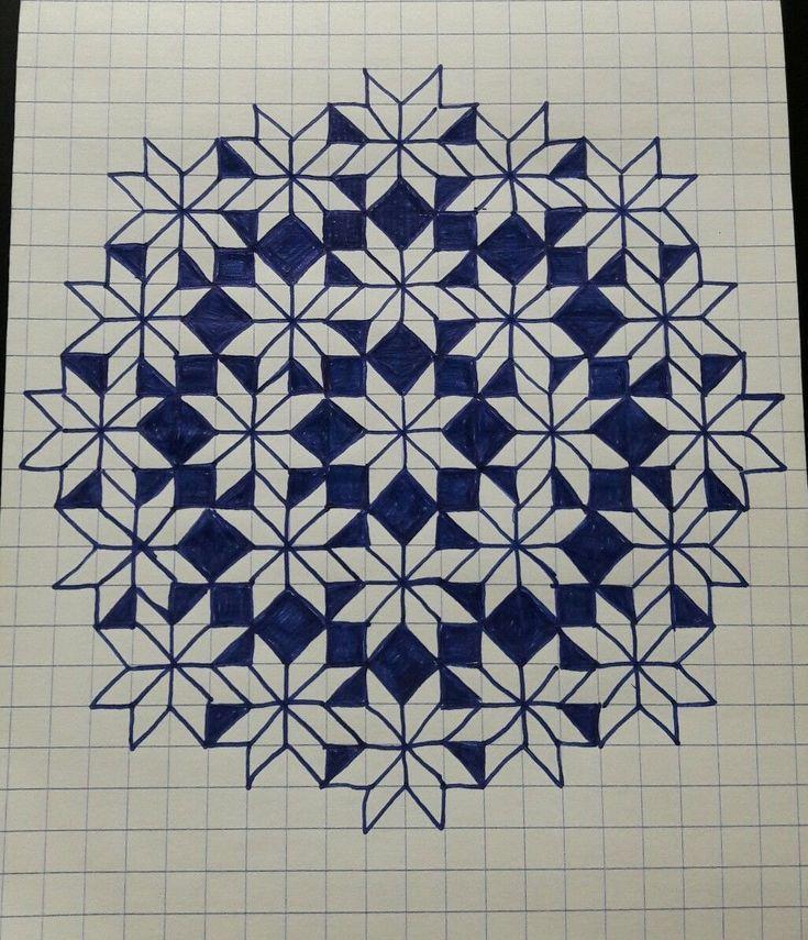 Notizbuchdesign Notizbuchdesign Stickerei Malen Und Zeichnen Muster Malen Steppmuster