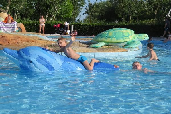 AQUA SPLASH - ANTIBES (06) - FRANCE - (wwwinfoparks) Parcs - Camping Le Touquet Avec Piscine Couverte