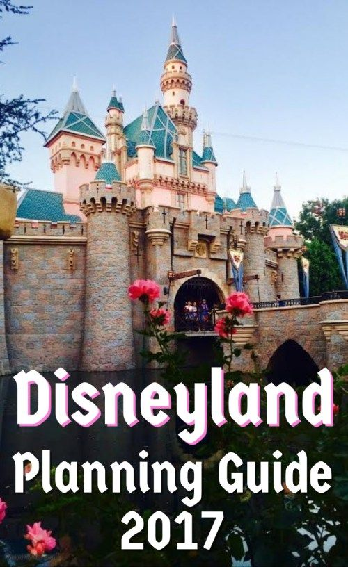 Disneyland | Planning | 2017 | Family | Travel | Disney
