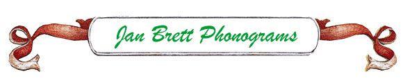 Jan Brett Phonograms