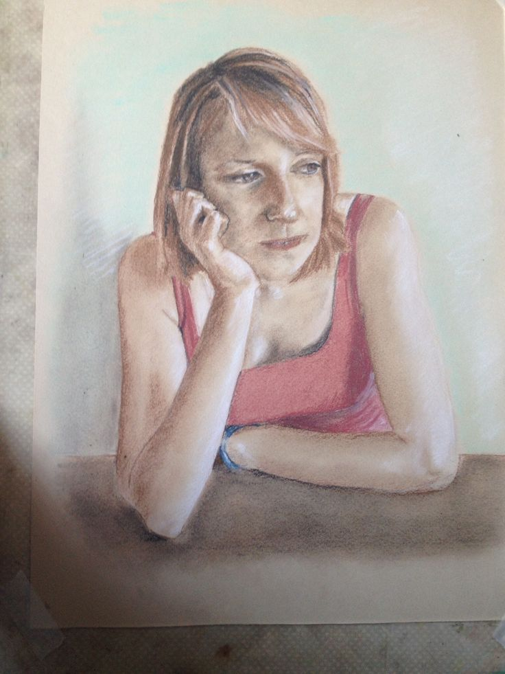Gemma -pastels. Sept 2014