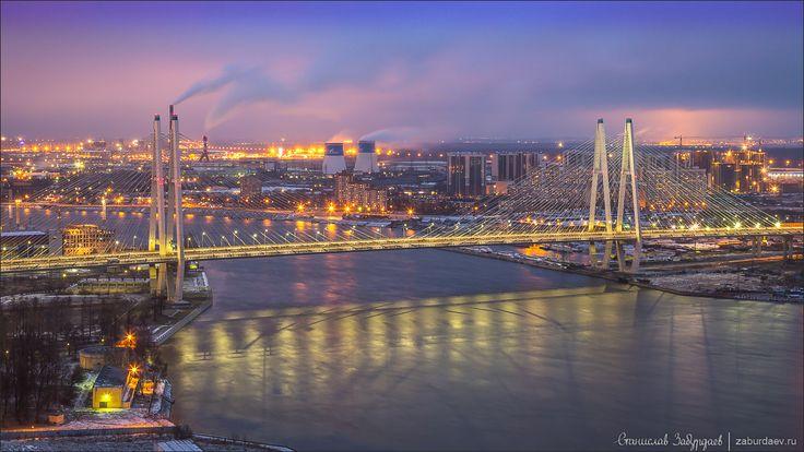 35PHOTO - Станислав Забурдаев - Вантовый мост