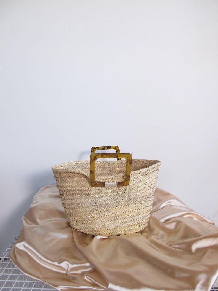 Acrylic collection medi bucket moroccan basket moroccan