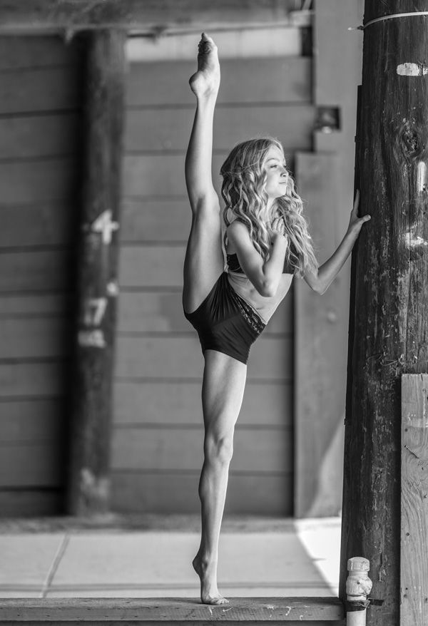 Small town, Big dreams. How to make it as a dancer even if you live in a small town. Pictured: Lucy Vallely