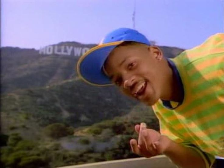 Fancy on a playground is where i spent most of my days Will Smith as The Fresh Prince Of Bel Air