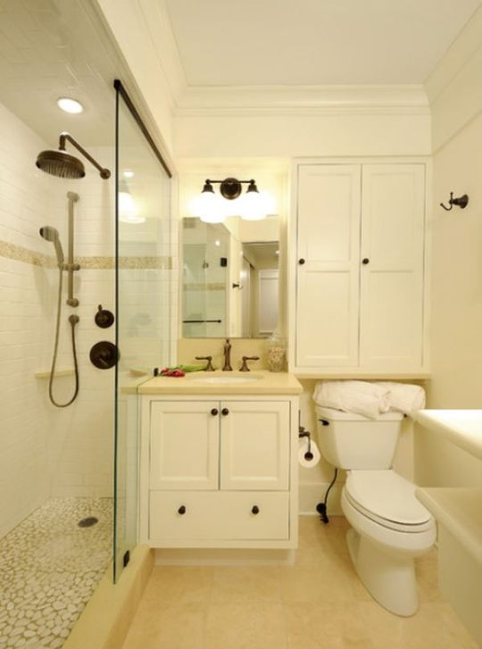 Small Bathroom Design Storage   Http://www.houzz.club/small. Traditional ...