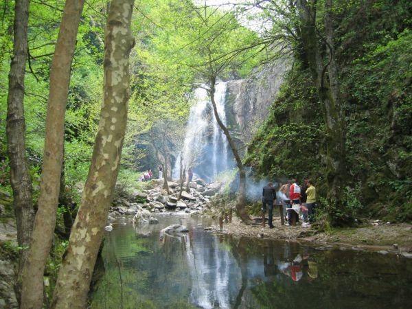اهم الاماكن السياحية في يلوا تركيا Outdoor Waterfall Water