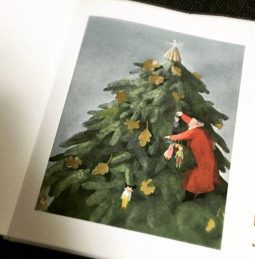「クリスマスのまえのばん」リスベート・ツヴェルガー       Lisbeth Zwerger | Frobergue 古書フローベルグ 古本の買取/販売 横浜