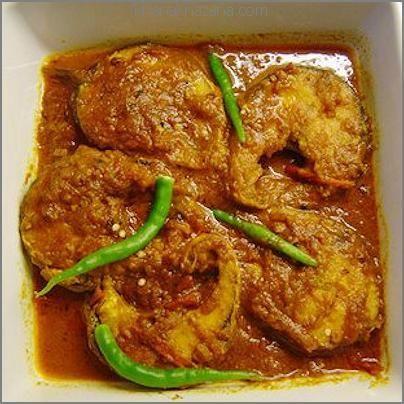 Bengali Fish Curry, India