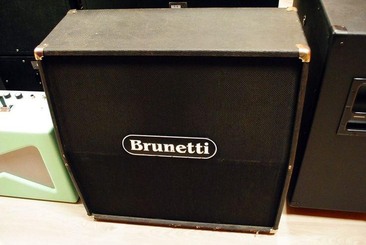 BRUNETTI XL CAB 400W 4X12
