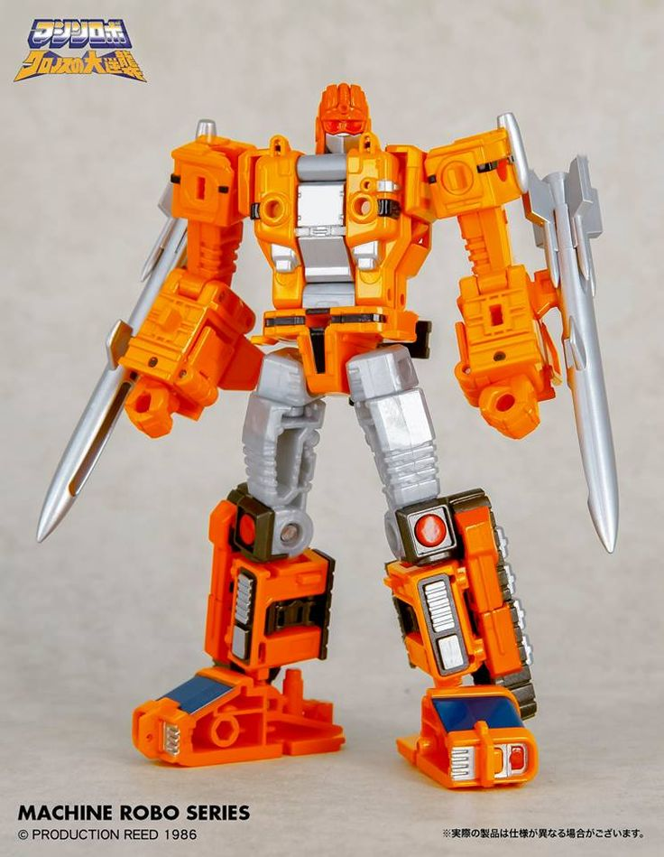 Action Toys MR Series: MR08 Missle Tank Robo Now Official! [Aug 17] Always cool to see Machine Robo / Gobots again!
