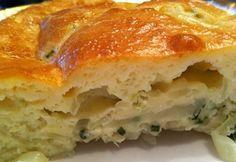 Заливные пироги с капустой, картошкой, на кефире, и в мультиварке. Лучшие рецепты заливных пирогов.