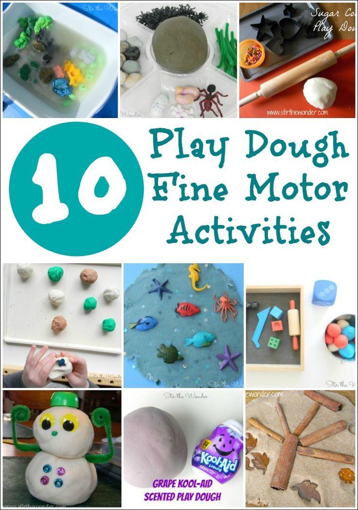 486 Best Fine Motor Play Images On Pinterest Fine Motor