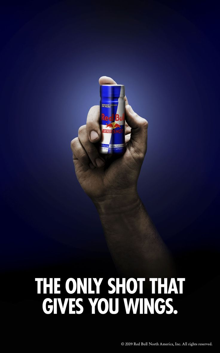 Red Bull Gives You Wings | Others. | Print ads ...
