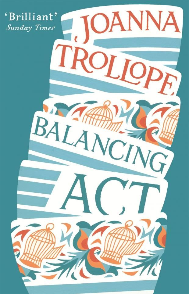 Culture Street | Balancing Act by Joanna Trollope