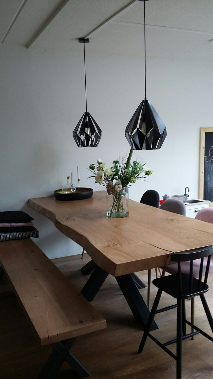 25 beste idee n over houtbewerking idee n tafel op pinterest - Deco halloween tafel maak me ...