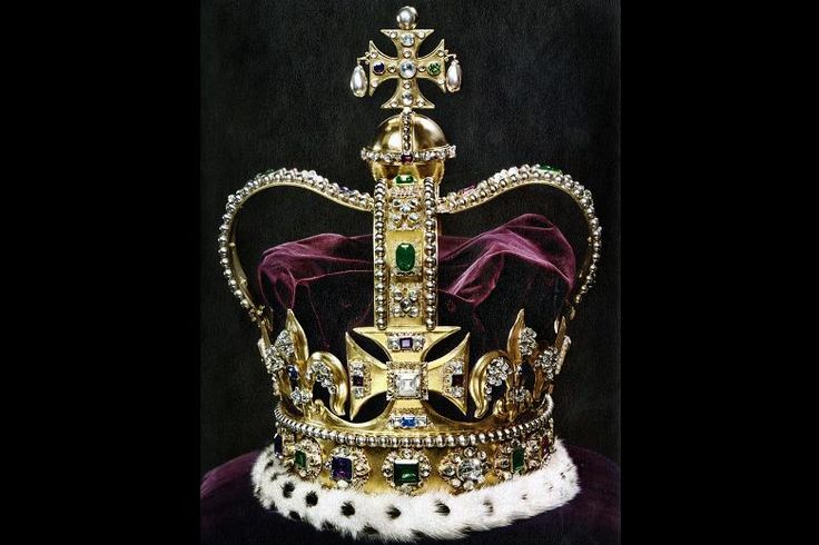 The Crown Jewels  English Monarchs