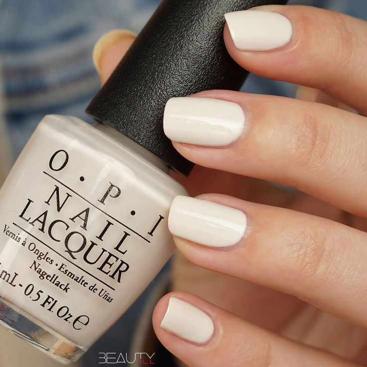 OPI It's In The Cloud 2016 #pastel #cream #creme
