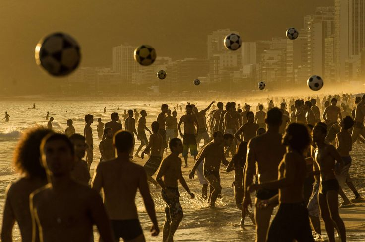 Latest edition of the official FIFA World Cup video magazine , taken at  Rio de Janeiro !!