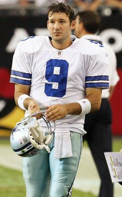 tony romo dallas cowboys rookie card | Tony Romo: 10 Things He Must Do When Healthy To Reclaim Elite QB ...