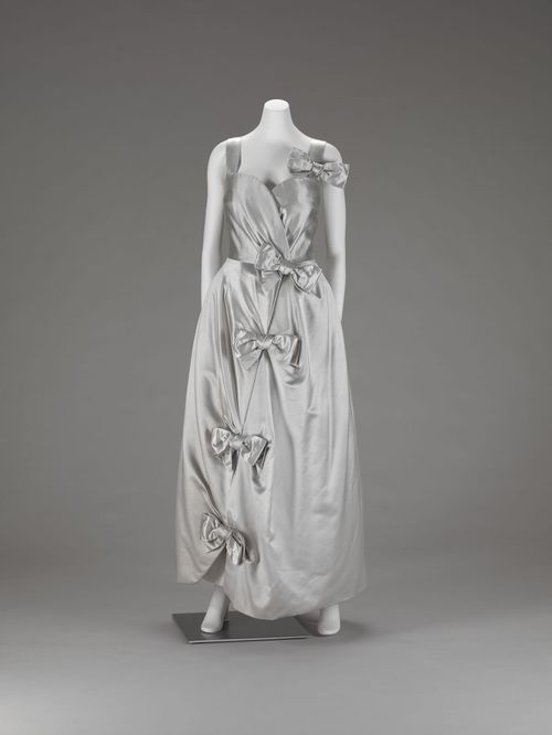 Dress    Christian Dior, 1957    The Indianapolis Museum of Art