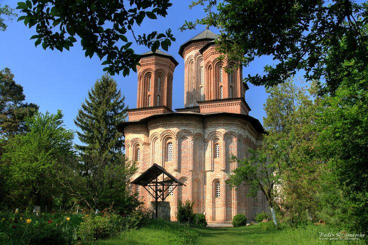 Snagov monastery.