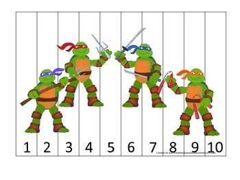 popular mens wallets 2014 One of our preschool educational game downloads in a PDF file   Here is what you get   1 Teenage Mutant Ninja Turtles themed Number Sequence Puzzle that prints 10 vertical puzzle pieces   We use these types of educational games in our learning center with children ages 2 6