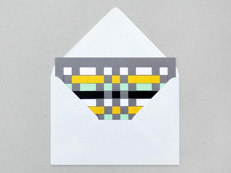 Paper Weave Card Set