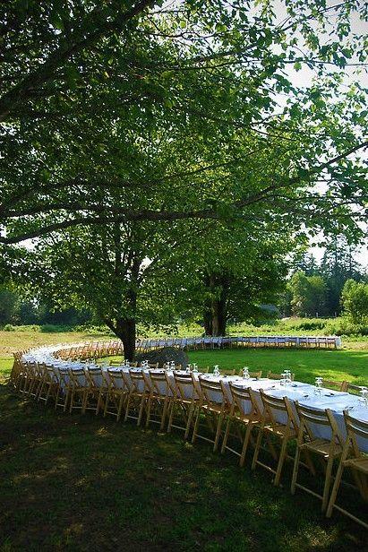 outdoor wedding. by graceless.sarah