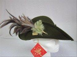 Exkluzívny dámsky poľovnícky klobúk 15PD L2