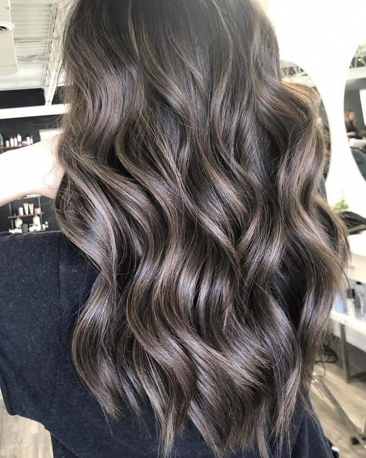 Chocolate Mocha hair color 8 Hair Color Trends That Will