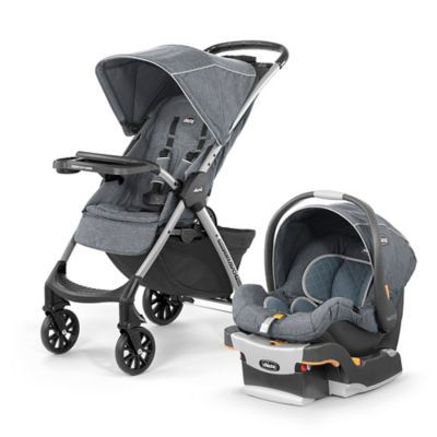 Chicco Bravo Trio 3-in-1 Baby Travel System Stroller w// KeyFit 30 Orion NEW
