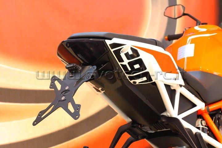 Portatarga #KTM #R1290 #Superduke  http://www.evotech-rc.it/prodotto/13509/portatarga-ktm-1290-superduke-r-14#ad-image-0