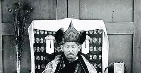 Dashi-Dorzho Itigilov, 1852-1927 yılları arasında yaşamış Buryat bir budist rahiptir.