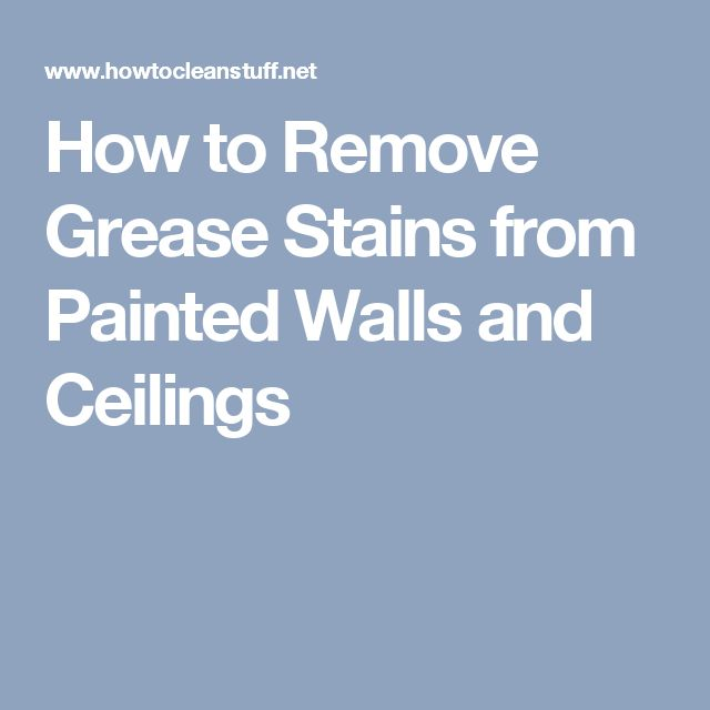 Best 25 Grease Stains Ideas On Pinterest Grease Stain