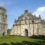 Laoag City, Philippines.