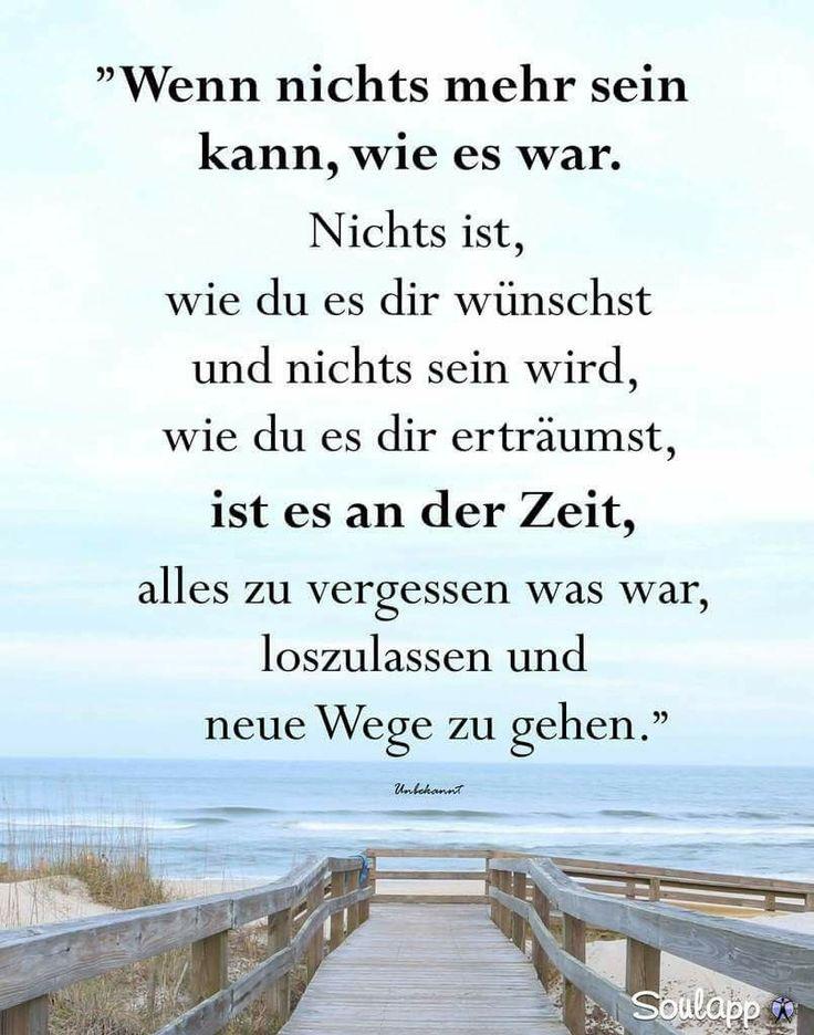 Sprüche und Zitate: #Sprüche #Zitate #Gedanken #Leben #loslassen #Glück #glücklich