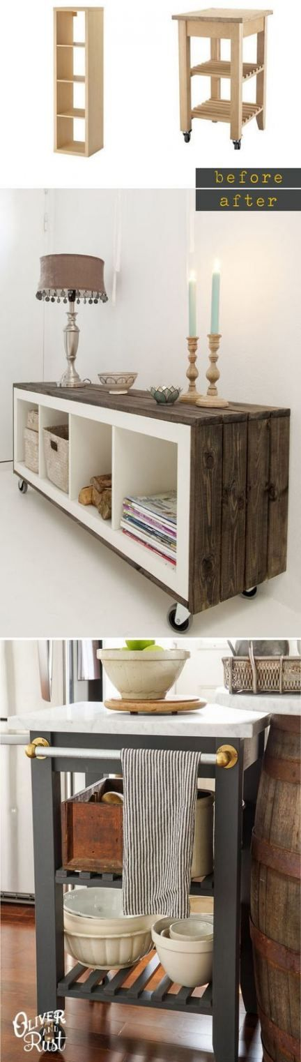 56 ideas diy table ikea hacks kitchen islands kitchen diy with images diy furniture on kitchen island ideas diy ikea hacks id=45526