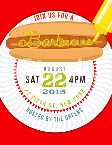 149 best BBQ Invitation Templates images on Pinterest Plaid - picnic invitation template